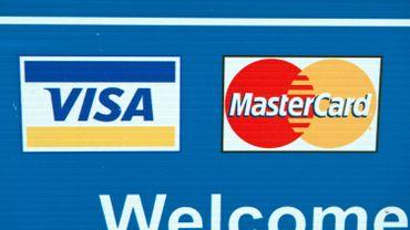 Accord entre Visa et Mastercard