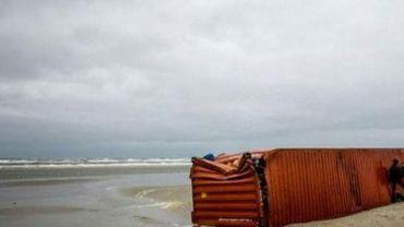 Près de 800.000 kilos de déchets encore dans la mer du Nord un an après la catastrophe