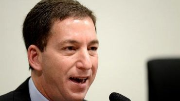 Le journaliste Glenn Greenwald le 9 octobre 2013 à Brasilia