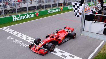 Vettel domine le GP du Canada avec un 50e succès et passe en tête du championnat, Vandoorne 16e