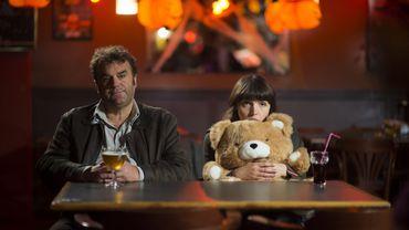 Henri et Rosette, les deux acteurs principaux du dernier film de Yolande Moreau qui fera la clôture de la Quinzaine des Réalisateurs