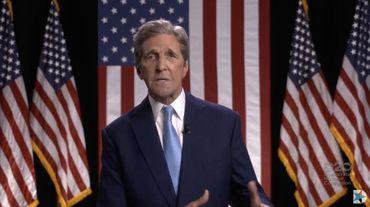Présidentielle américaine 2020 : John Kerry devient le Monsieur climat de Joe Biden