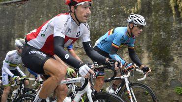 Cancellara et Gilbert aux Mondiaux 2013