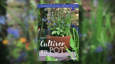 """Cultiver en pot"" de Pascal Garbe aux Editions Ulmer"