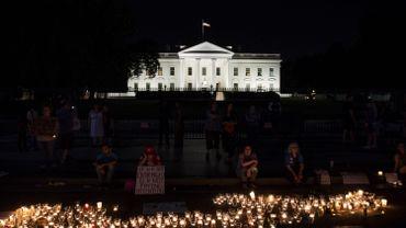 Terrorisme d'extrême droite: les silences de Trump plongent la Maison Blanche en pleine polémique