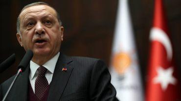 Le pape recevra le président turc Erdogan en février