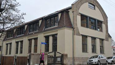 L'Université Staatliches Bauhaus à Weimar rénovée