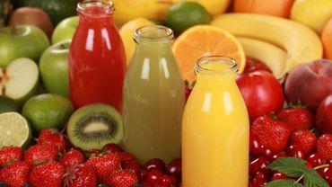 Jus de fruits... bon pour la santé ou pas?