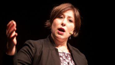 Meyrem Almaci, présidente de Groen