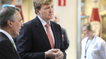 Le prince héritier Willem-Alexander a des goûts musicaux qui ne font pas l'unanimité