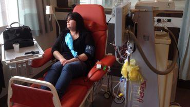 Patiente dialysée au CHRN