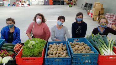 Feed the culture, l'opération solidaire destinée à distribuer des colis alimentaires aux travailleurs de la culture