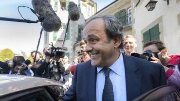 Le Monde rapporte que Michel Platini a été blanchi par la justice suisse