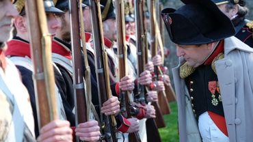 Sur les pas de Napoléon, dans son dernier quartier général avant Waterloo