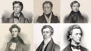 """""""L'Hexameron"""", quand six génies du piano donnent leur version de la """"Marche des puritains"""" de Bellini"""
