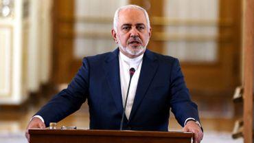"""Tensions dans le Golfe: """"L'armée américaine n'a rien à faire dans le Golfe"""", dit l'Iran"""