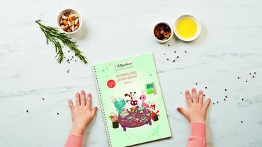 Un livre simple et ludique pour cuisiner avec vos enfants !