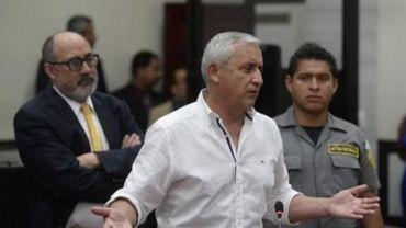 Guatemala: l'ex-président inculpé dans un nouveau cas de corruption
