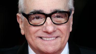 """Le réalisateur américain Martin Scorsese planche sur un autre film avec Robert De Niro - son 9e !- intitulé """"The Irishman"""", a-t-il confirmé vendredi lors d'une 'master class' dans le cadre du Festival Lumière à Lyon."""