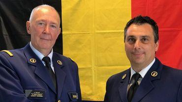 Châtelet: Eric Paulus, chef de corps de la zone de police, cède la place à Philippe Borza