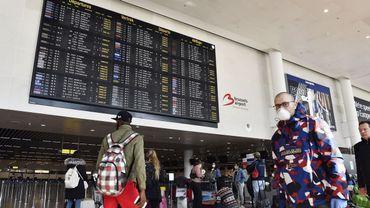 Brussels Aiport: le nombre de passagers a augmenté en juillet mais reste inférieur aux chiffres de 2019