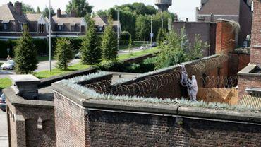 Coronavirus: cluster dans la prison de Termond, 39 prisonniers contaminés