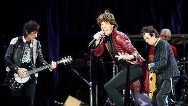 Une compilation des Rolling Stones pour novembre