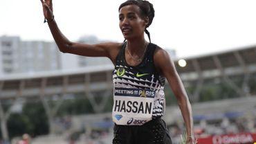 Record d'Europe du 5.000m pour la Néerlandaise Hassan