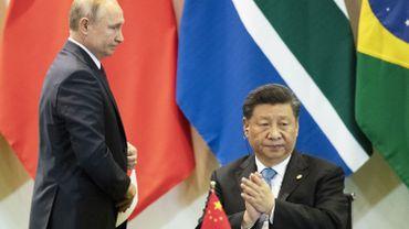 Vladimir Poutine et Xi Jinping invité au sommet virtuel sur le climat par Joe Biden
