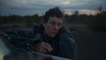 """L'association des producteurs d'Hollywood a élu mercredi """"Nomadland"""" meilleur film de l'année."""