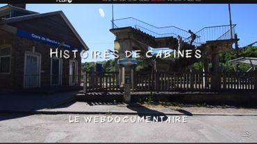 Histoires de cabines : le webdocumentaire
