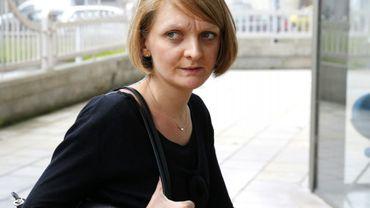 Rachel Lambert à Reims en juin 2016