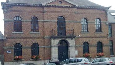 Maison communale de Florennes