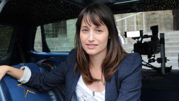 Marie Gillain dans le taxi de Jérôme Colin