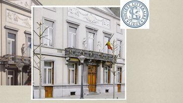 Un hôtel de maître néoclassique, d'un grand intérêt patrimonial