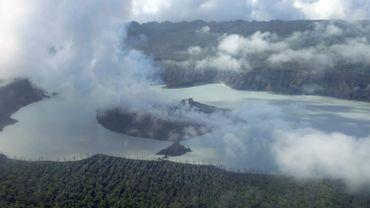 11.000 habitants avaient été évacués en septembre, déjà à cause du volcan Manaro Voui