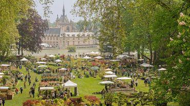 L'Europe des jardiniers a rendez-vous au Domaine de Chantilly