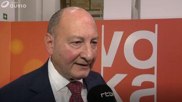 """Wouter De Geest (VOKA): """"On n'est pas contre la migration, il faut utiliser tous les talents qui sont dans notre pays"""""""