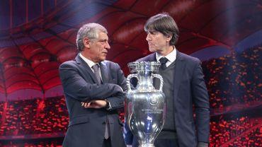 """""""Un groupe que personne ne voulait"""", déplore Fernando Santos, le sélectionneur du Portugal"""