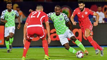 Le Nigeria dispose de la Tunisie et termine 3e de la CAN