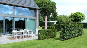 Une harmonie parfaite entre le jardin et la maison - Samuel Tonneau