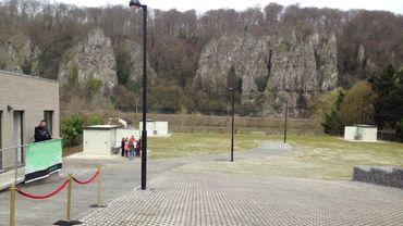 Le terrain de Lives-sur-Meuse à Namur peut accueillir jusqu'à vingt caravanes