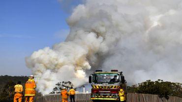 Les fumées des incendies australiens ont fait le tour de la planète