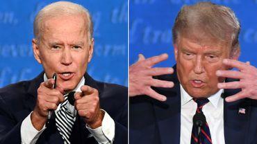 """Présidentielle 2020 aux Etats-Unis - Trump décrit comme """"clown"""", """"pire président"""", """"raciste"""" ou encore """"caniche de poutine"""""""