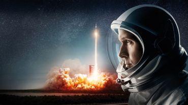 Ryan Gosling est le premier sur la lune