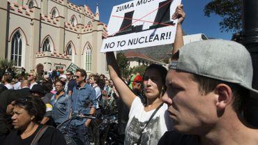 L'Afrique du Sud suspend son projet de développement du nucléaire civil