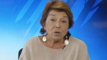 """Leila Chahid: """"Il faudra qu'Israël répond des crimes de guerre dont elle est responsable"""""""