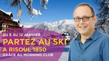 Des séjours au ski à Risoul 1850 dans Le Morning Club