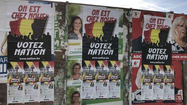 La campagne agressive du mouvement Nation