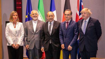 """Accord nucléaire: l'Iran se félicite d'un """"bon départ"""" des discussions avec l'UE"""